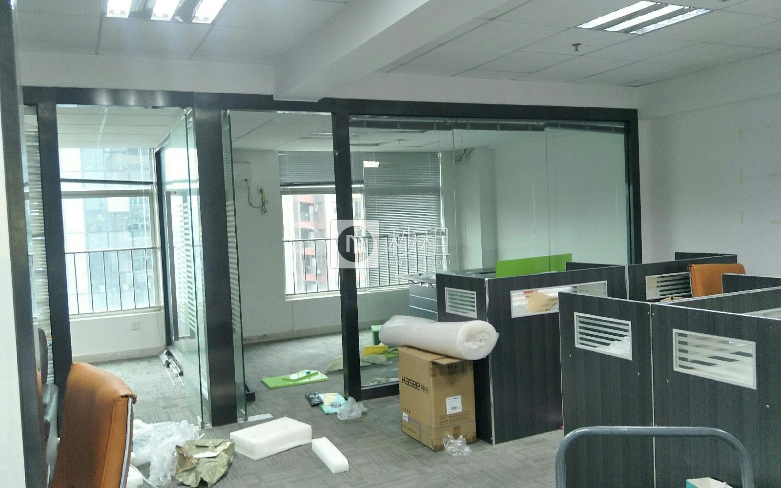 大唐时代大厦写字楼出租118平米精装办公室110元/m².月