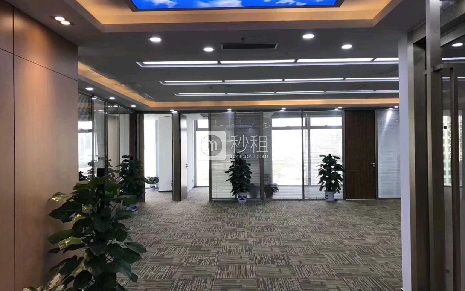 前海卓越宝中时代广场写字楼出租468平米豪装办公室160元/m².月