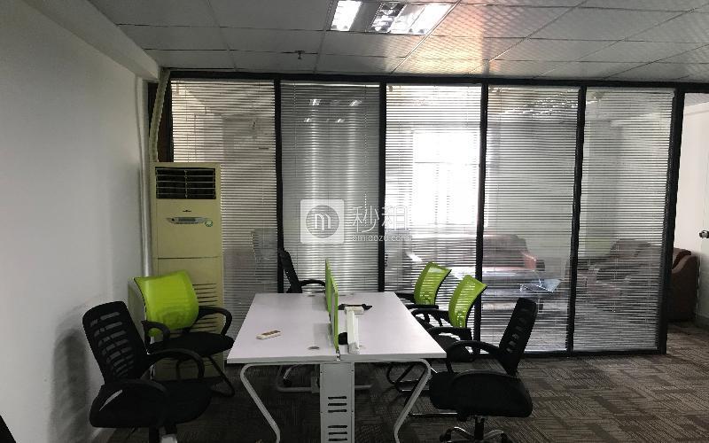 宏奕大厦写字楼出租90平米豪装办公室53元/m².月