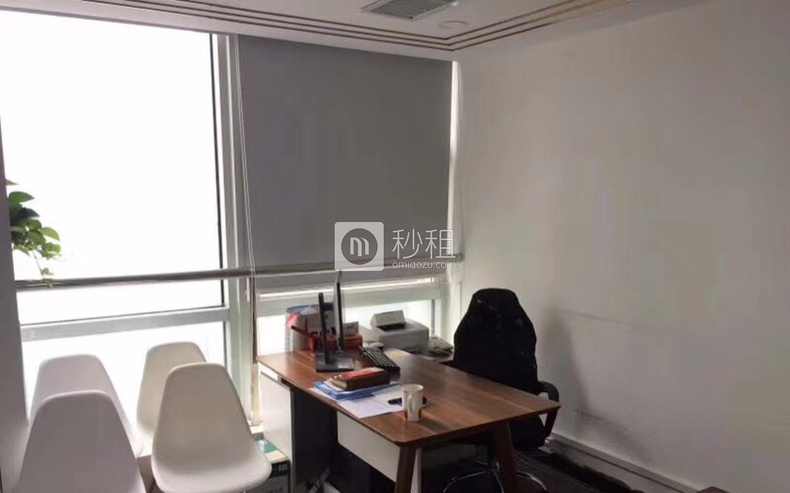 创建大厦(福田)写字楼出租337平米精装办公室168元/m².月