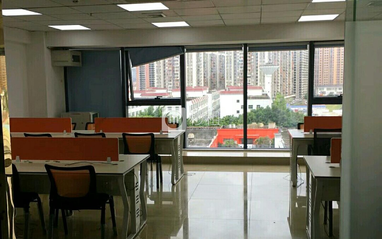 大唐时代大厦写字楼出租141平米精装办公室110元/m².月