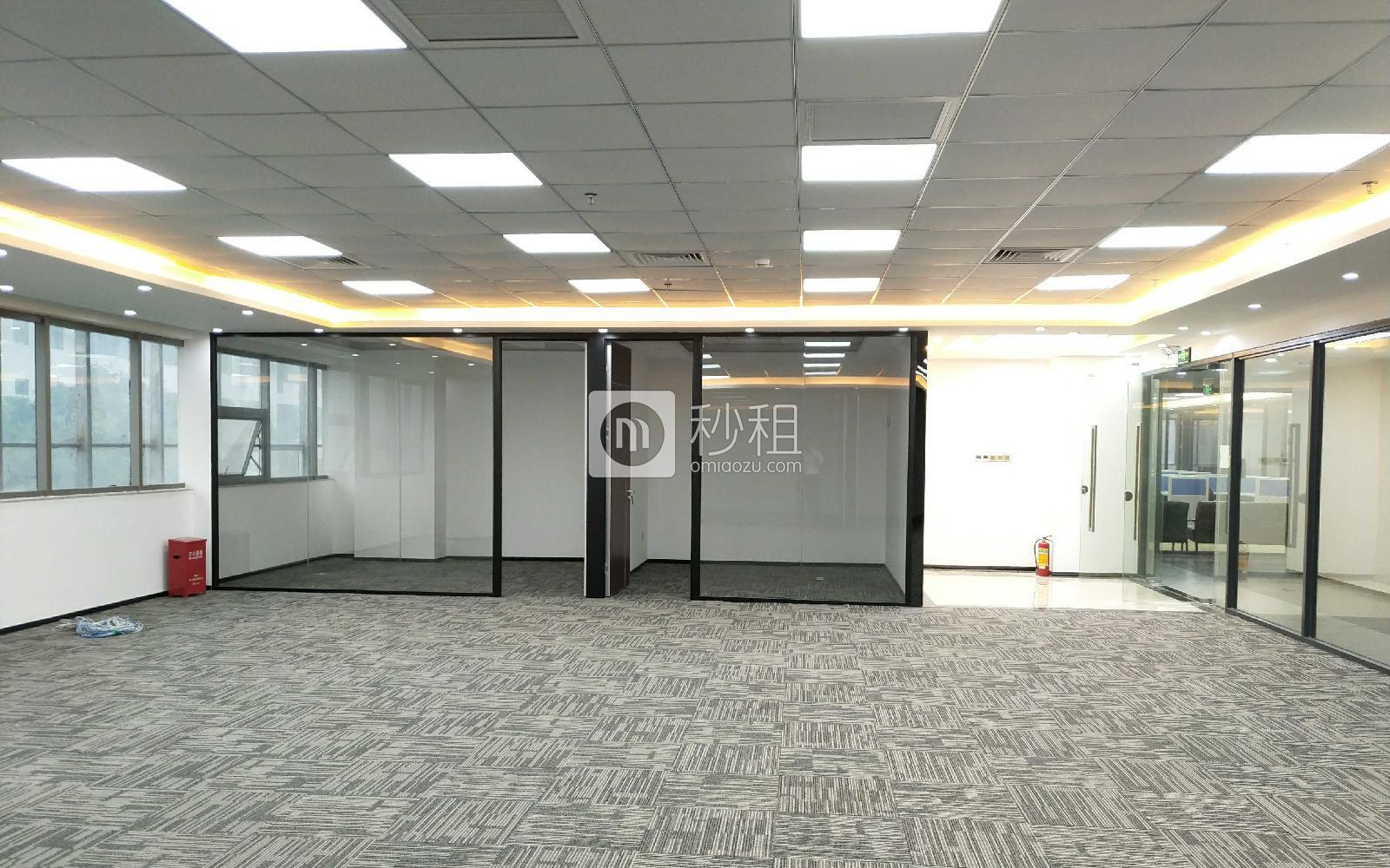 中科智宏大厦写字楼出租368平米精装办公室115元/m².月