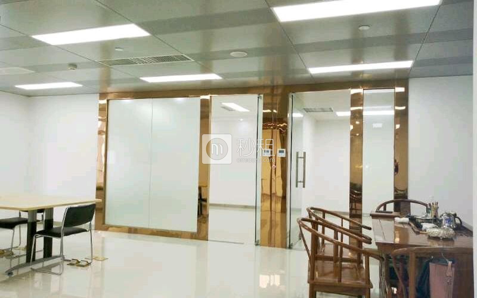 博园商务大厦写字楼出租268平米精装办公室150元/m².月