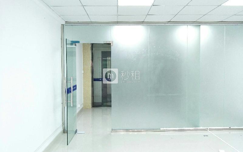 东华大厦写字楼出租75平米简装办公室55元/m².月