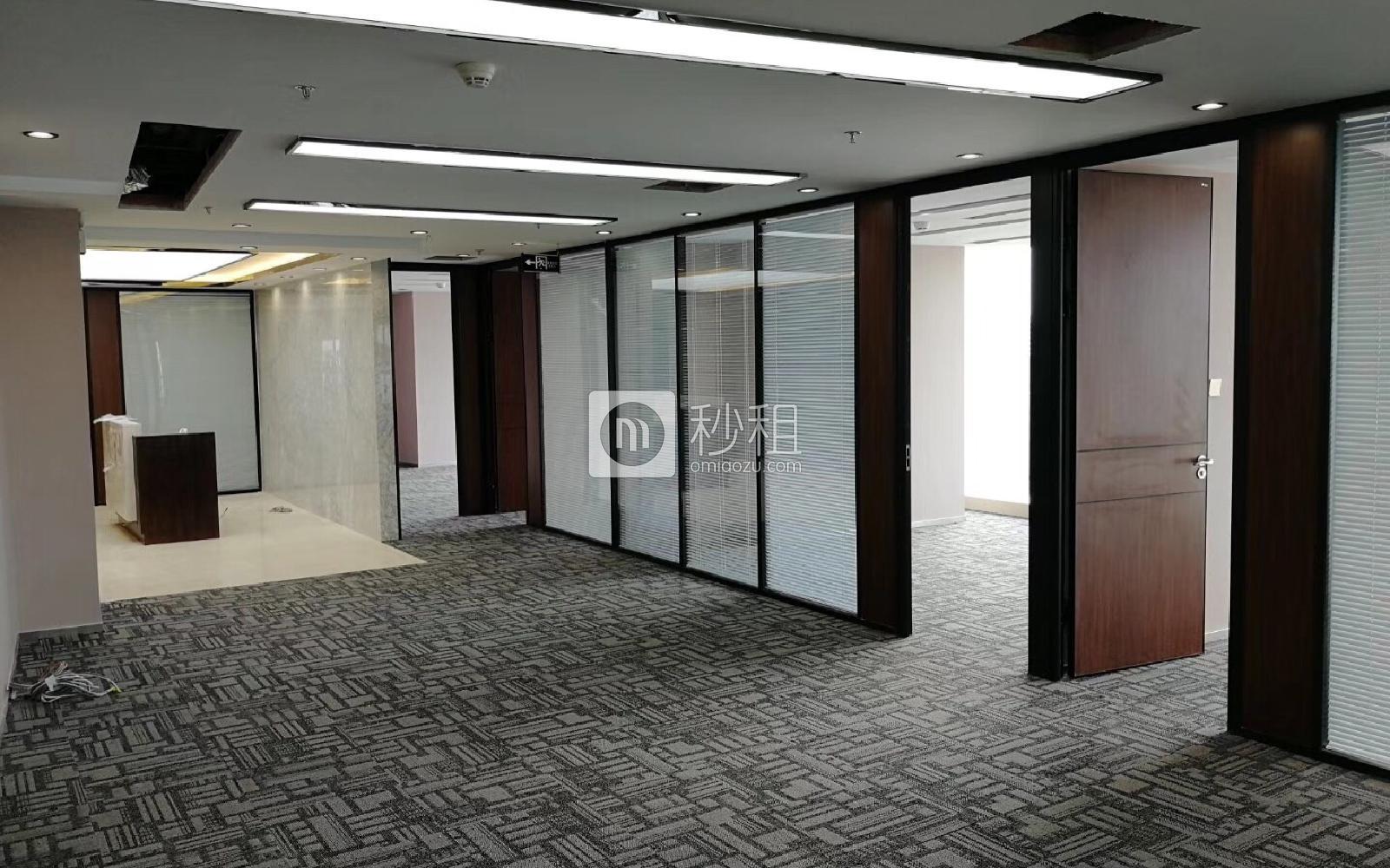 佳兆业广场写字楼出租306平米精装办公室12元/m².天