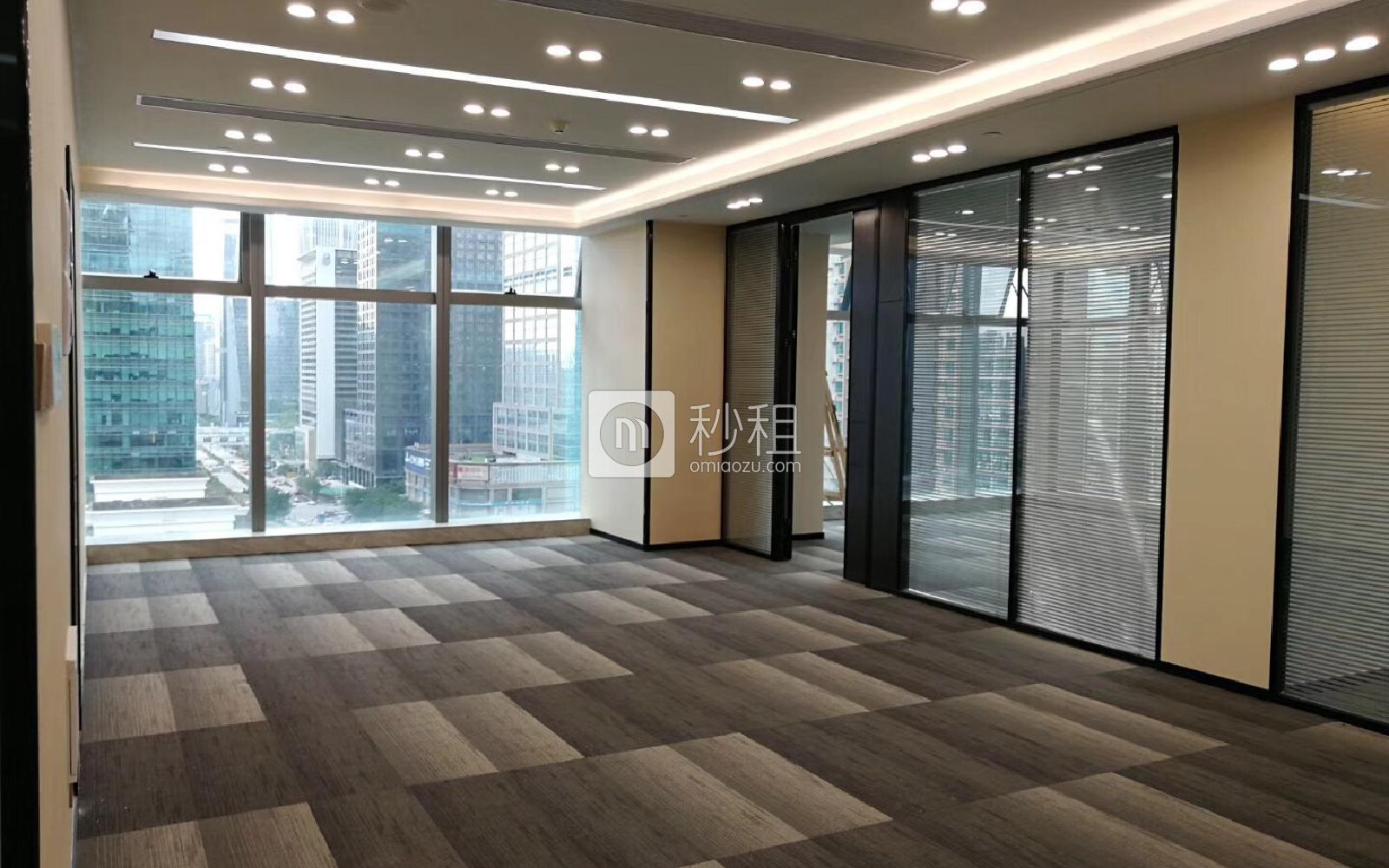 京地大厦写字楼出租317平米豪装办公室242元/m².月