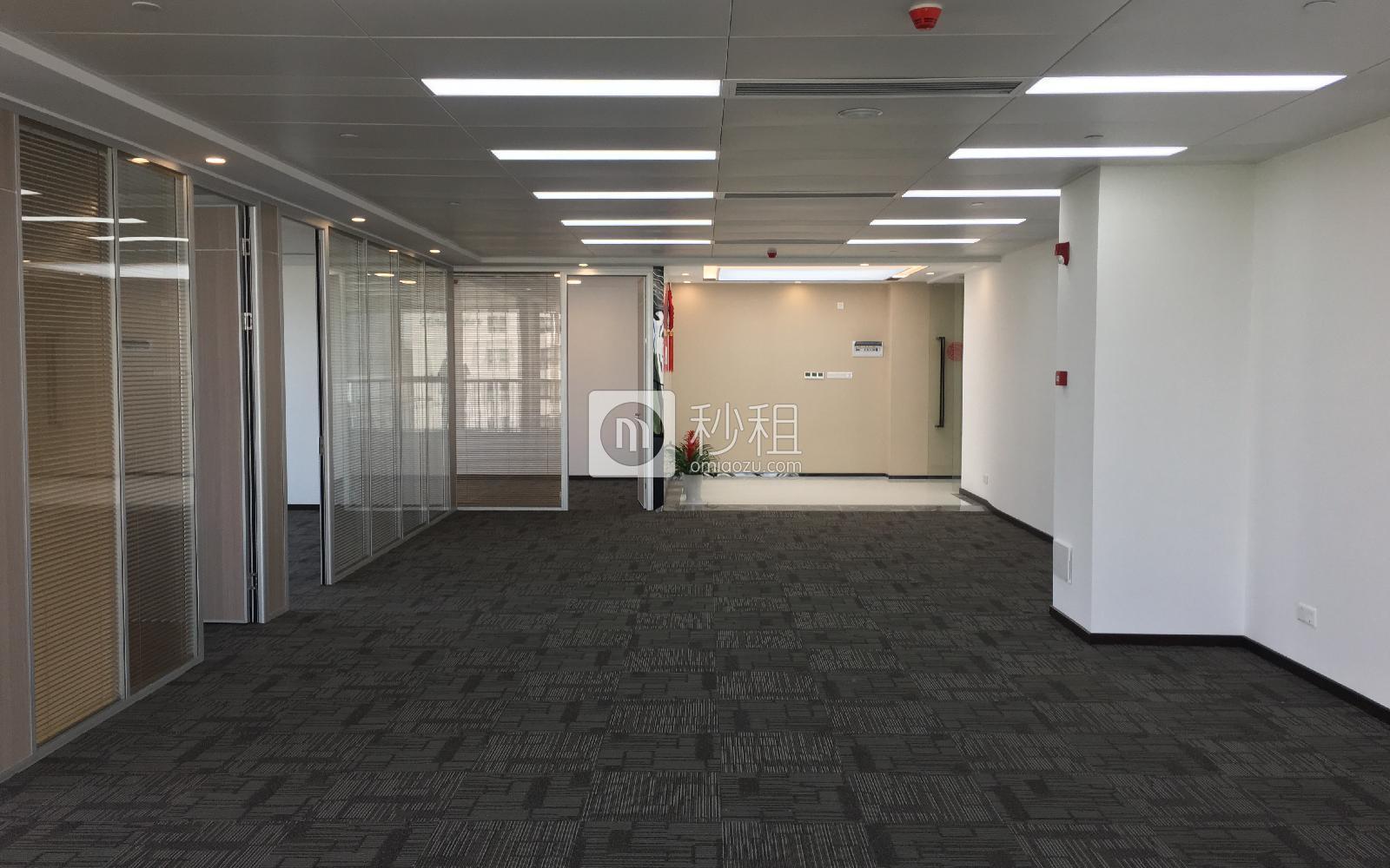 深圳湾科技生态园(一期)写字楼出租316平米精装办公室168元/m².月