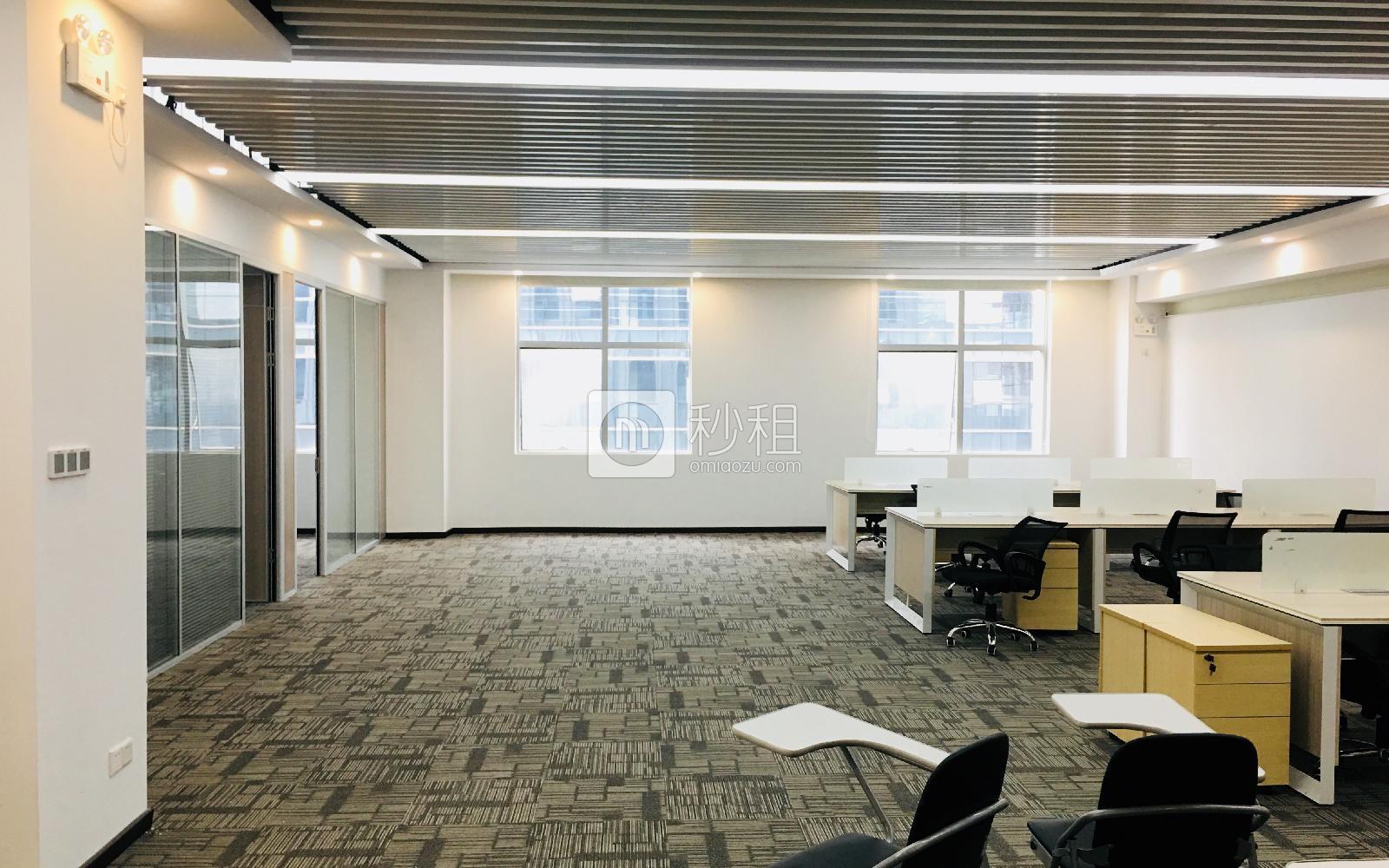 深圳湾科技生态园(一期)写字楼出租358平米精装办公室129元/m².月