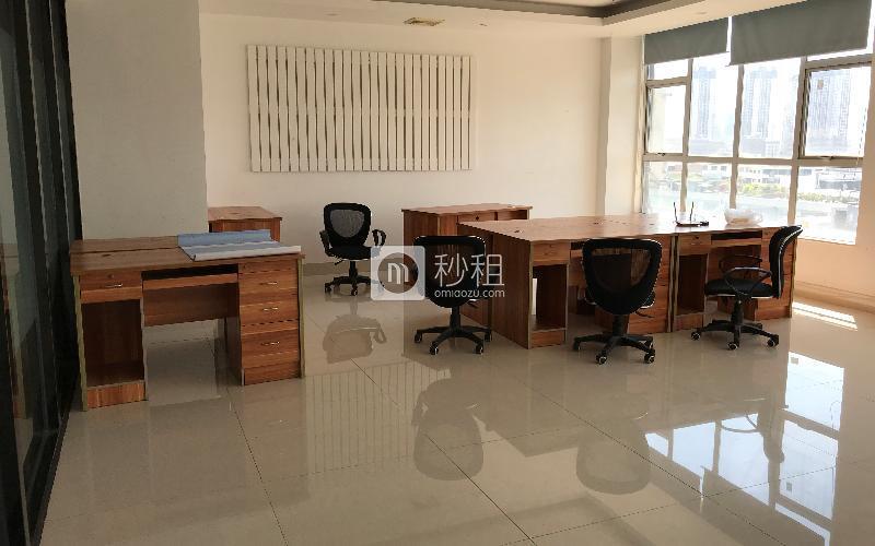 金富来大厦写字楼出租90平米精装办公室65元/m².月