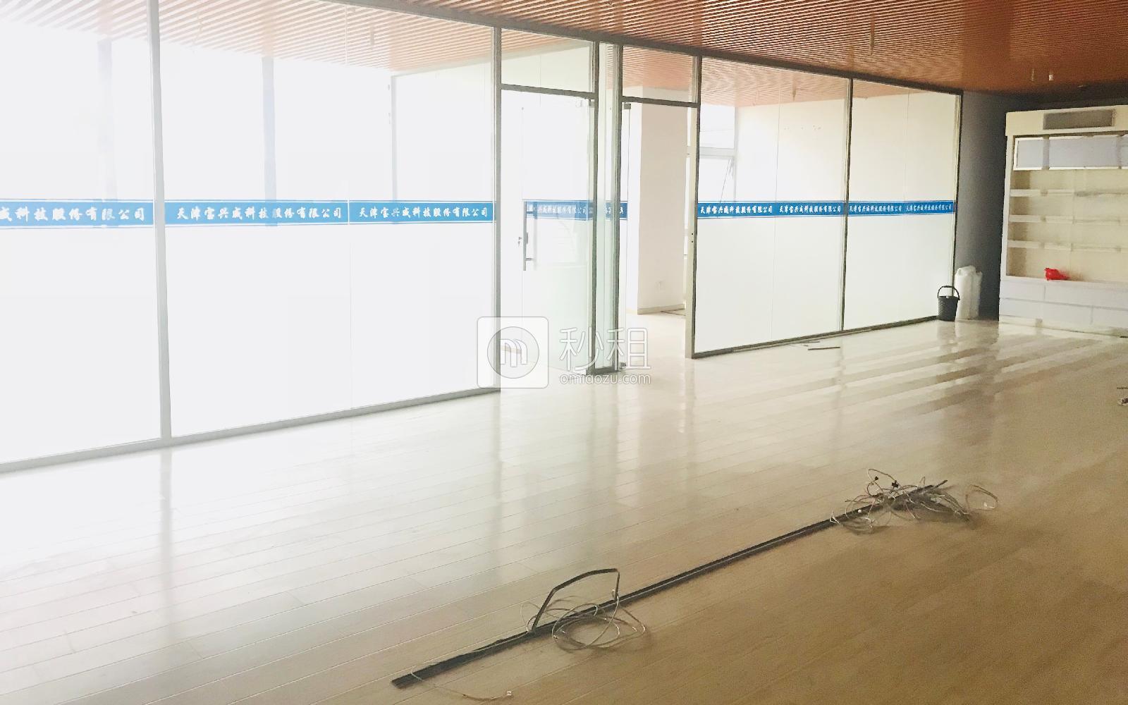 星港同创汇写字楼出租165平米精装办公室84元/m².月