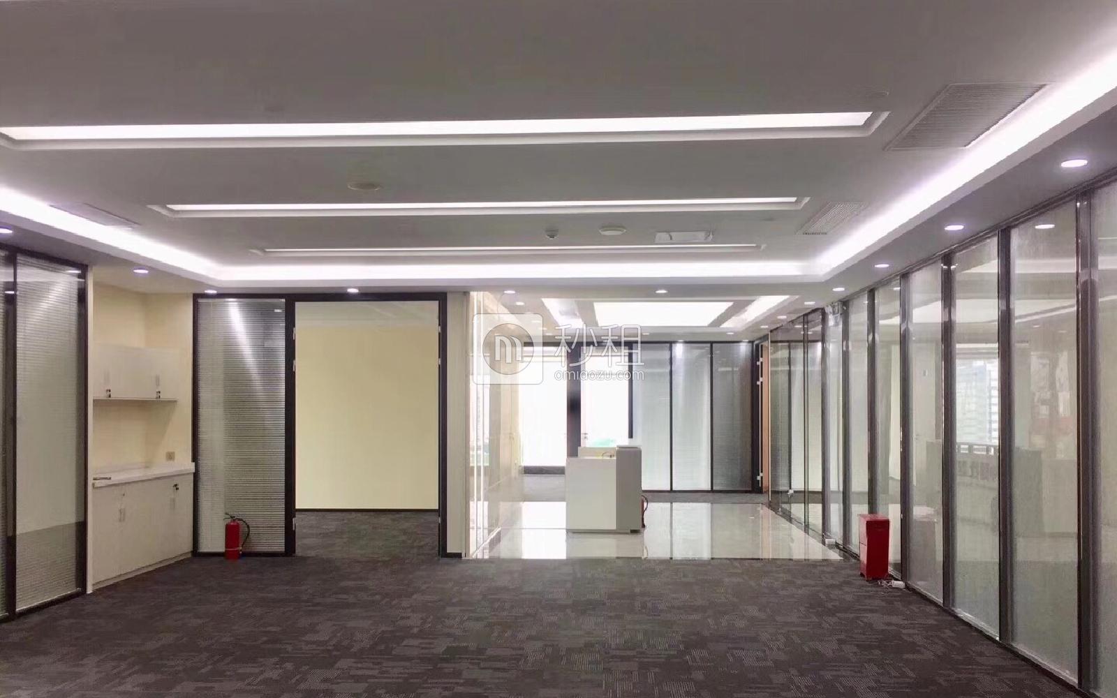 京基滨河时代广场写字楼出租626平米精装办公室189元/m².月