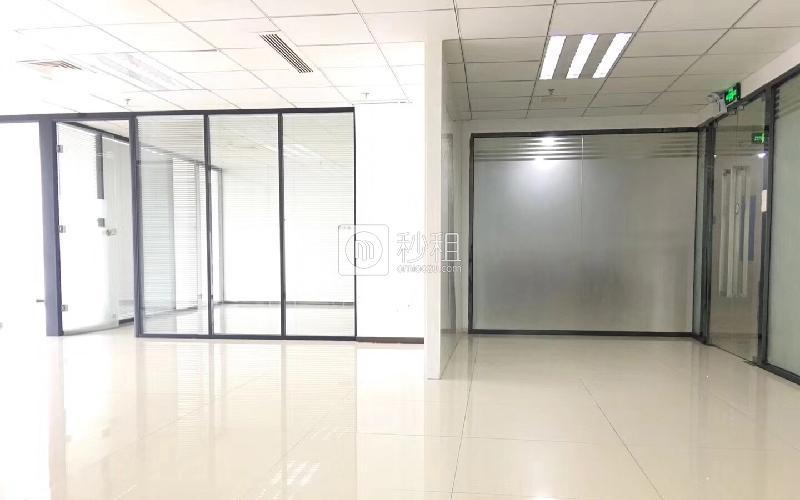 尚美中心大厦写字楼出租230平米精装办公室80元/m².月