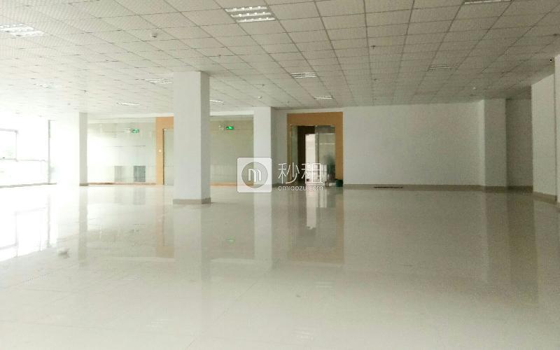 蓝坤集团大厦写字楼出租500平米简装办公室50元/m².月