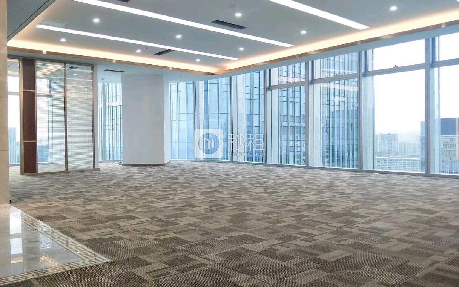 前海卓越时代广场写字楼出租374平米精装办公室150元/m².月