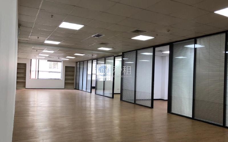 花园城数码大厦写字楼出租328平米精装办公室100元/m².月