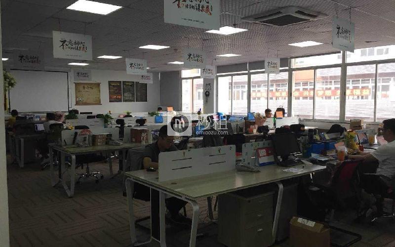 泰然科技园206栋写字楼出租450平米精装办公室105元/m².月