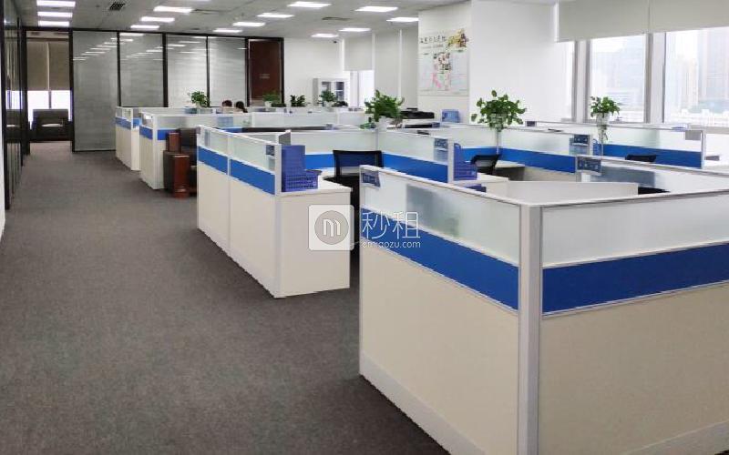 太阳岛大厦写字楼出租203平米精装办公室110元/m².月