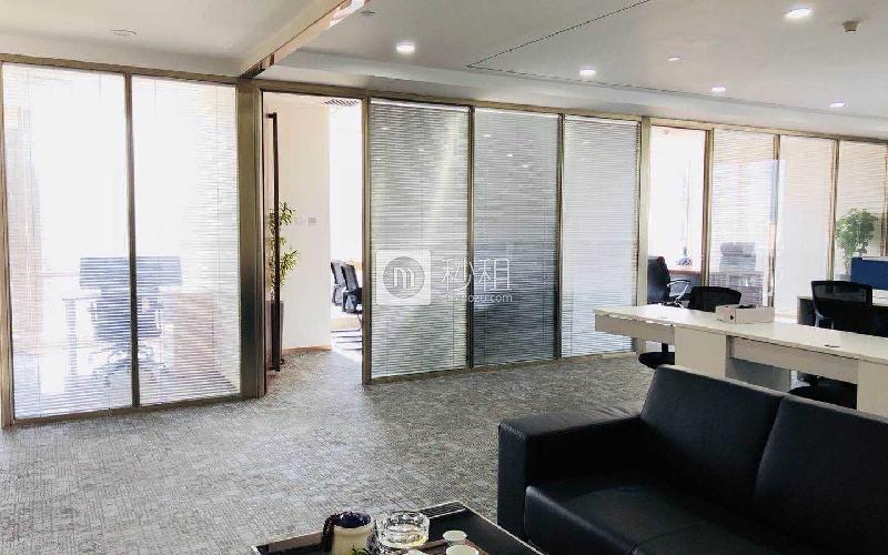 瀚森大厦写字楼出租392平米豪装办公室198元/m².月