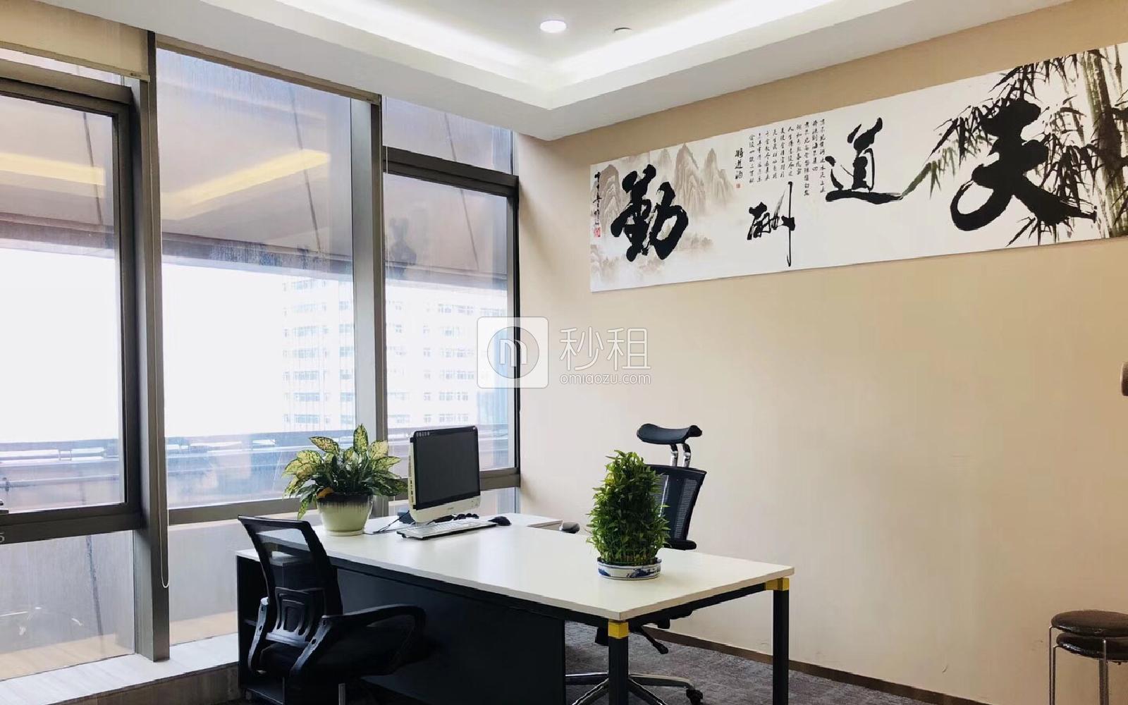 瀚森大厦写字楼出租468平米精装办公室180元/m².月