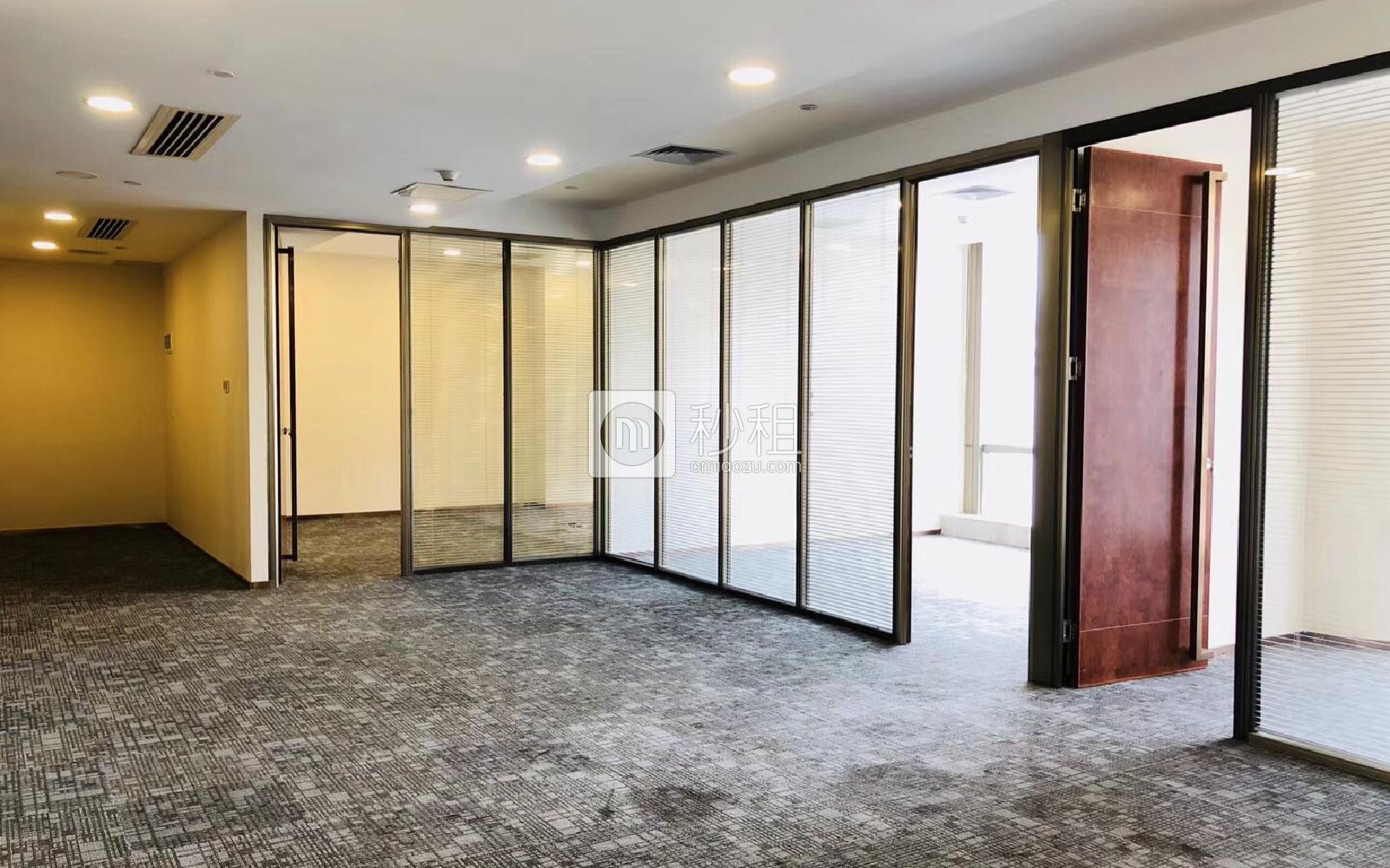瀚森大厦写字楼出租318平米豪装办公室180元/m².月