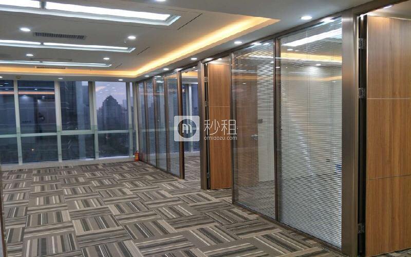 海岸大厦写字楼出租223平米精装办公室195元/m².月