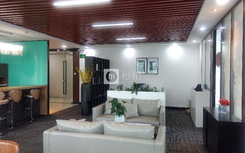 易思博软件大厦写字楼出租255平米精装办公室120元/m².月