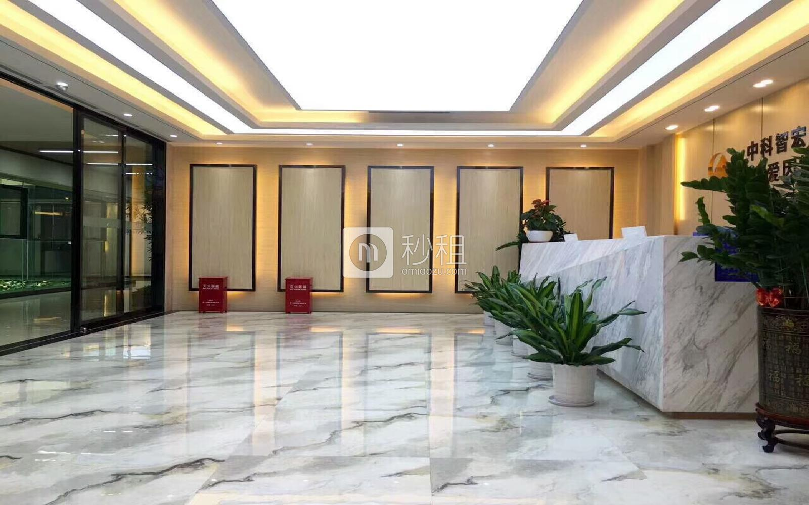 中科智宏大厦写字楼出租1866平米豪装办公室135元/m².月