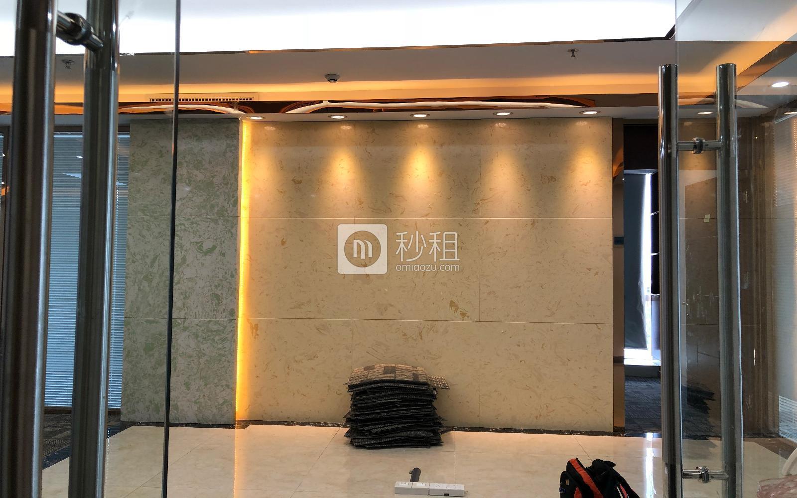 华润城大冲商务中心写字楼出租447平米精装办公室170元/m².月