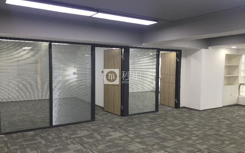 青海大厦写字楼出租176平米精装办公室70元/m².月