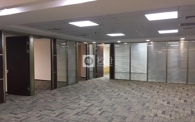 时代金融中心写字楼出租218平米豪装办公室218元/m².月