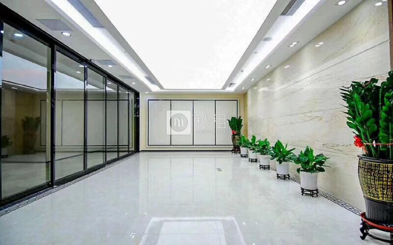 京基滨河时代广场写字楼出租678平米豪装办公室180元/m².月