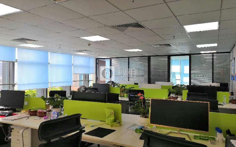 康佳研发大厦写字楼出租249平米精装办公室145元/m².月