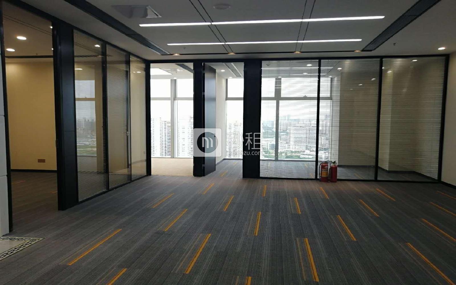 前海卓越时代广场写字楼出租275平米精装办公室138元/m².月