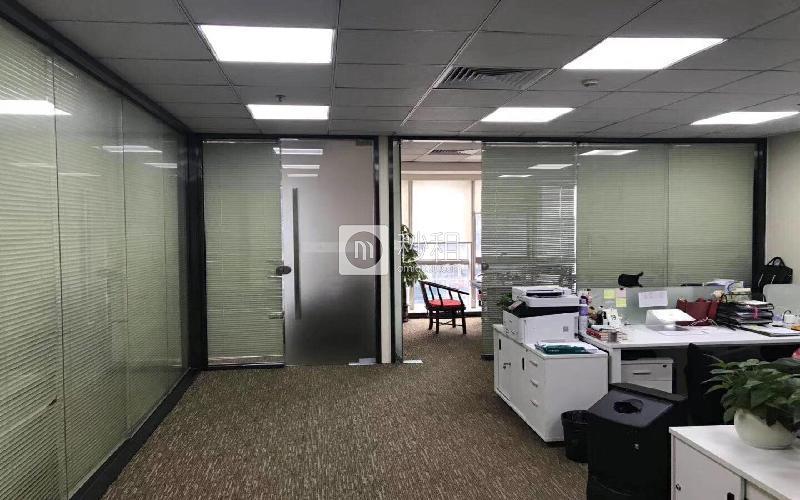 深圳国际商会中心写字楼出租133平米精装办公室168元/m².月
