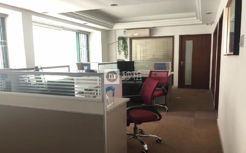 南方国际广场写字楼出租133平米精装办公室134元/m².月