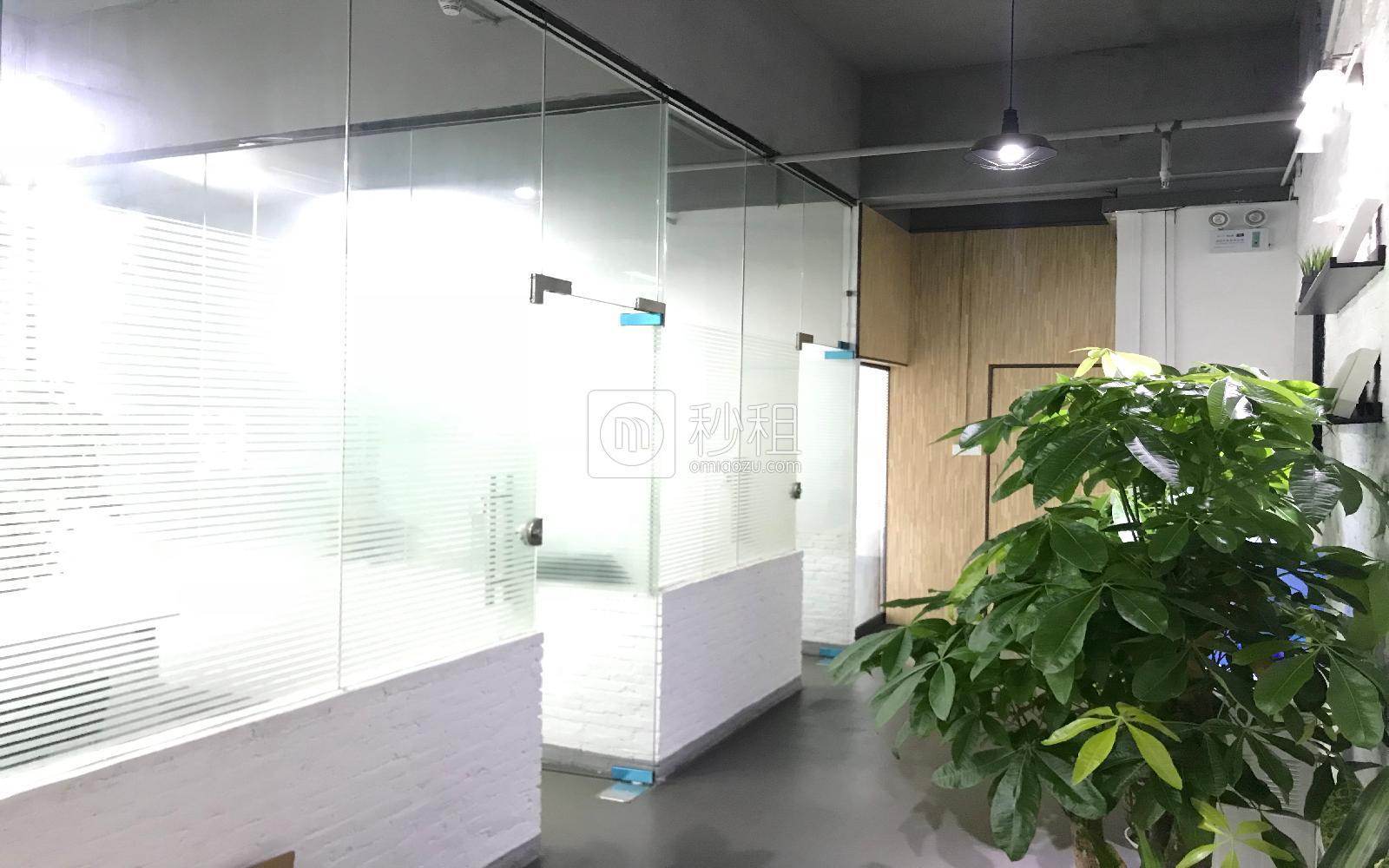 优品文化创意园写字楼出租198平米精装办公室85元/m².月