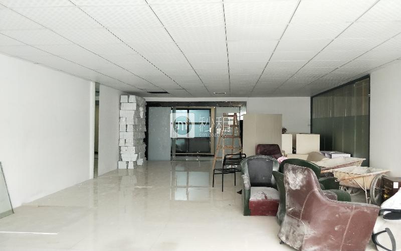 合欢商业中心写字楼出租120平米简装办公室50元/m².月