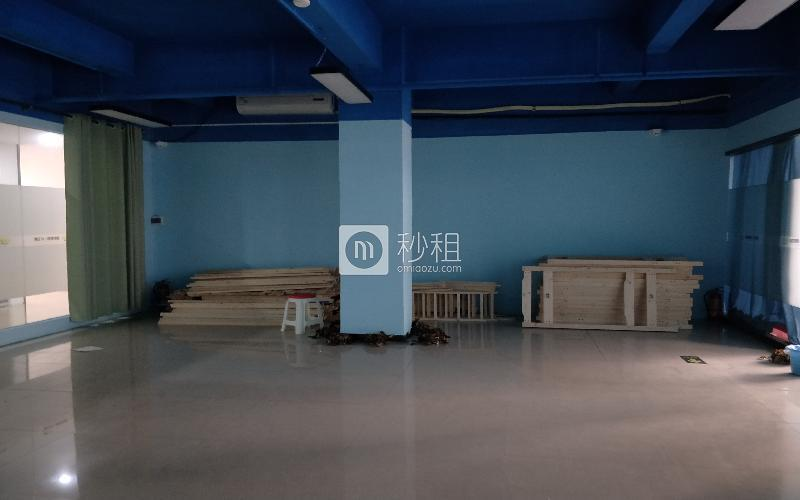 合欢商业中心写字楼出租150平米精装办公室50元/m².月
