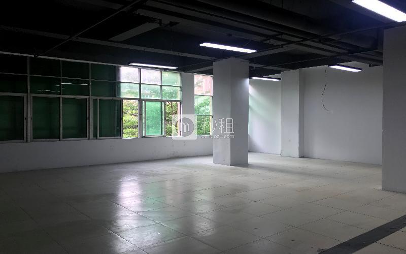 万众孵化园写字楼出租224平米精装办公室60元/m².月