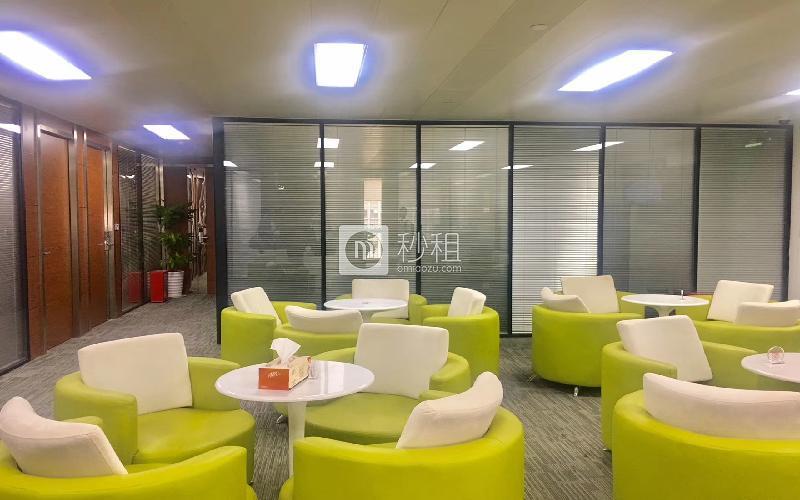 华嵘大厦写字楼出租699平米精装办公室228元/m².月