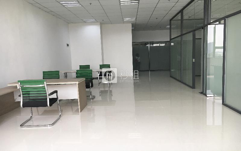 尚美创客大厦写字楼出租236平米精装办公室41元/m².月