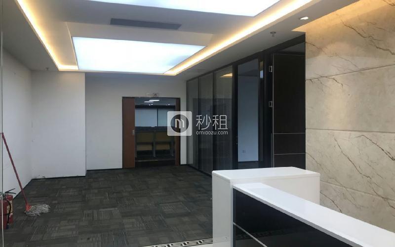 汇海广场写字楼出租630平米精装办公室100元/m².月