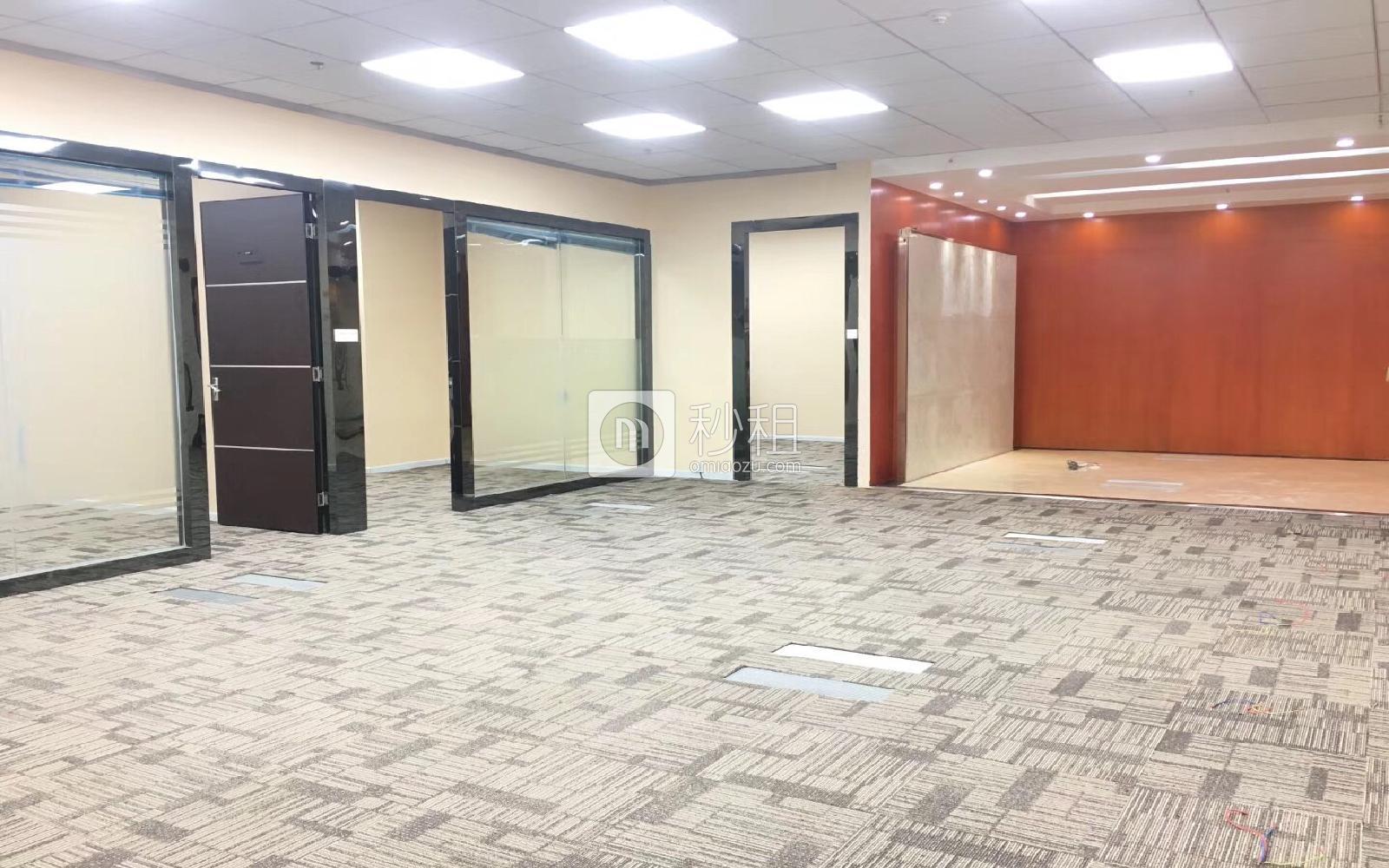 和黄世纪汇广场写字楼出租275平米精装办公室210元/m².月