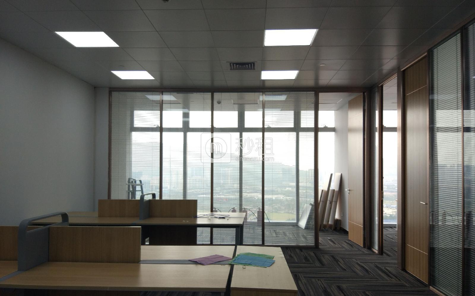 卓越前海壹号写字楼出租248平米精装办公室178元/m².月
