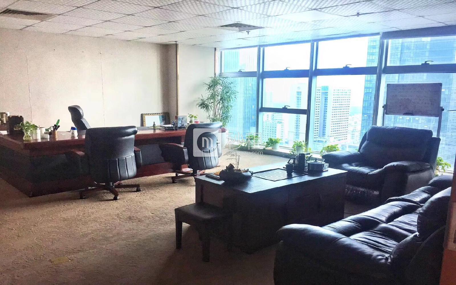 卓越世纪中心写字楼出租308平米豪装办公室208元/m².月