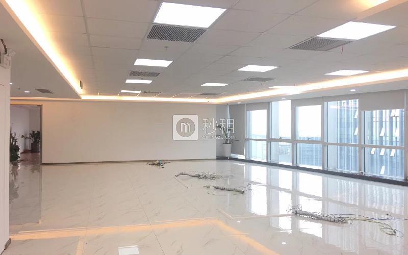 华润城大冲商务中心写字楼出租300平米精装办公室169元/m².月