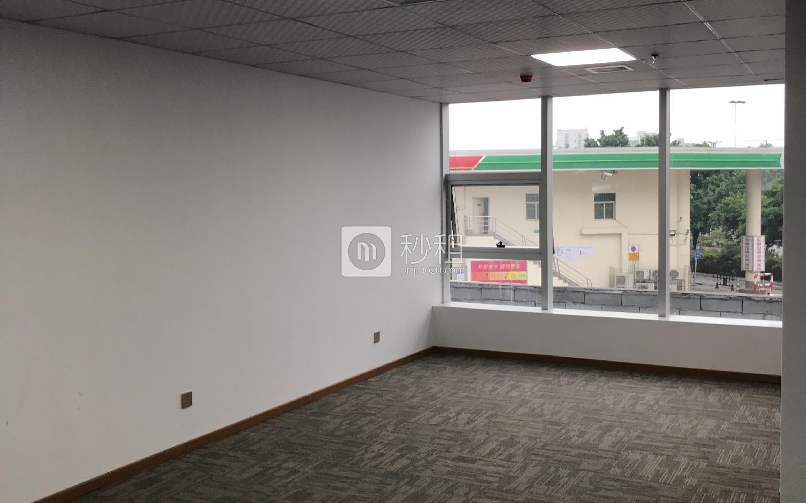 福海文创园写字楼出租118平米精装办公室68元/m².月