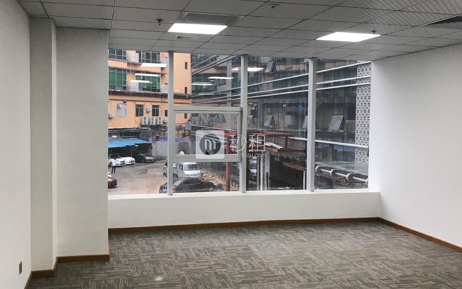 福海文创园写字楼出租159平米精装办公室68元/m².月