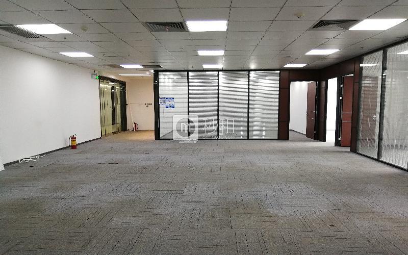 讯美科技广场写字楼出租423平米精装办公室70元/m².月