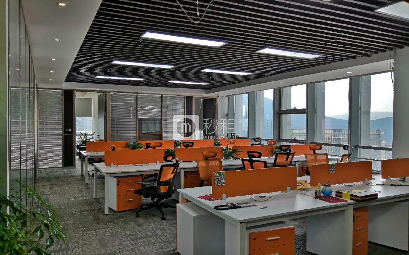 阳光科创中心写字楼出租366平米精装办公室95元/m².月